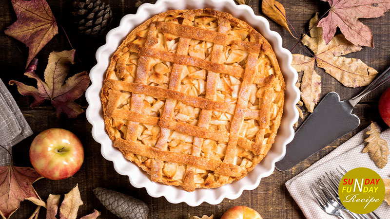 how to make apple pie with fresh apples