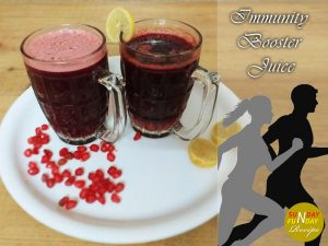 Immunity Booster Juice for covid-19