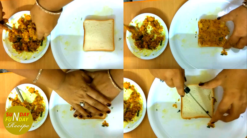 bread pakora recipe step by step with pictures