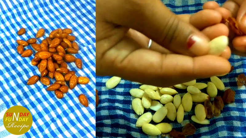 how to peel almonds without soaking 6