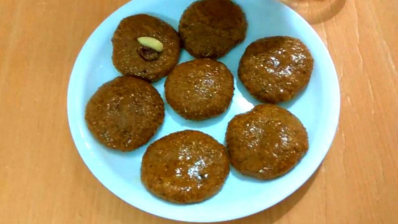 peda recipe with khoya 9