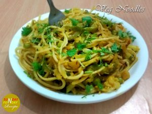 Noodles Recipe Chinese