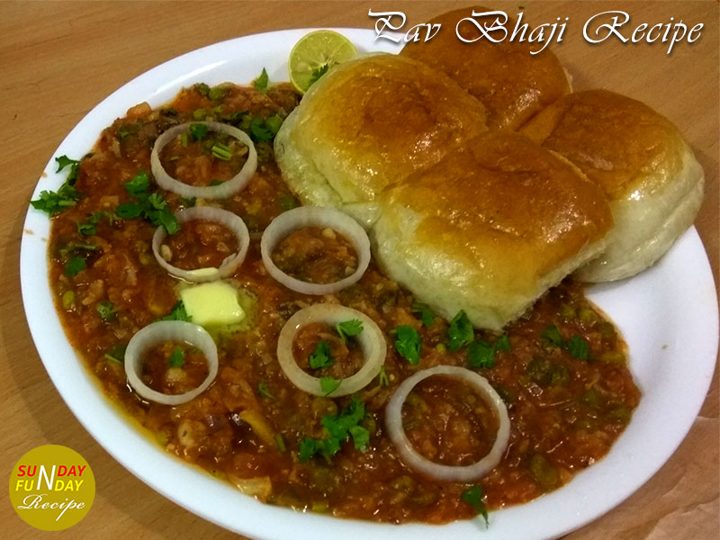 Unforgettable!  & NO-1 How to Make Pav Bhaji at Home
