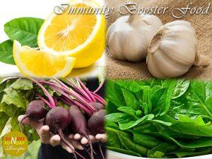 immunity rich foods