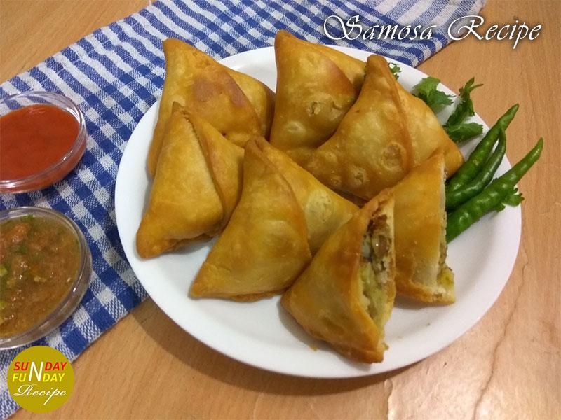 Unforgettable! Delicious Samosa Recipe Easy to Make -2021
