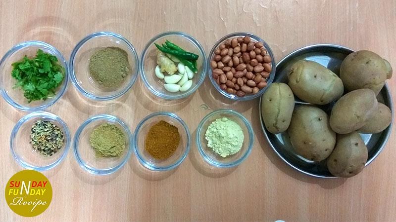 samosa recipe stuffing ingrediant