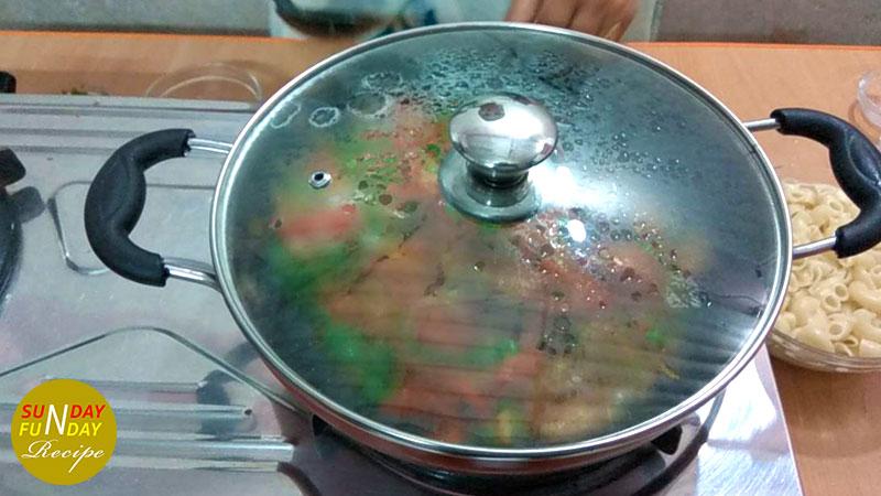macaroni recipe in hindi 9