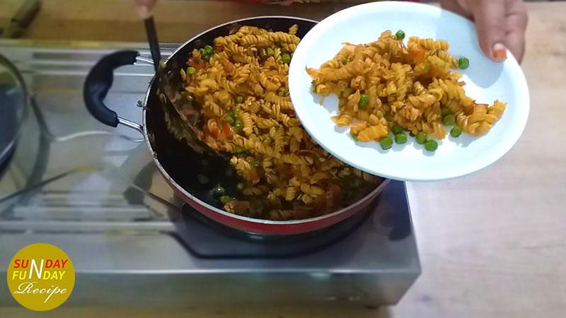 spring pasta recipes indian 8