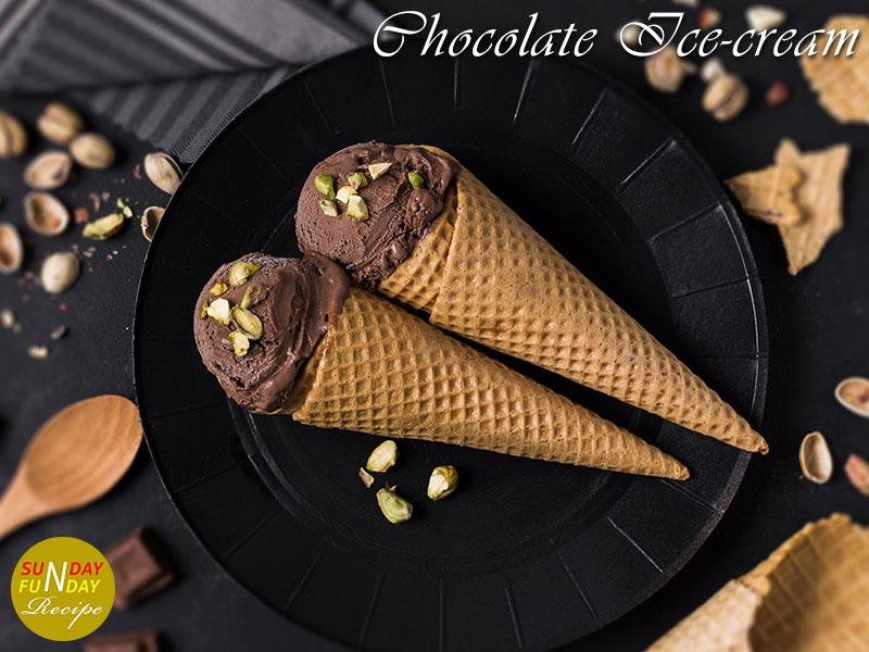 Chocolate Ice Cream Recipe Homemade [Summer Special Recipe -2021]