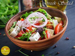 greek salad horiatiki