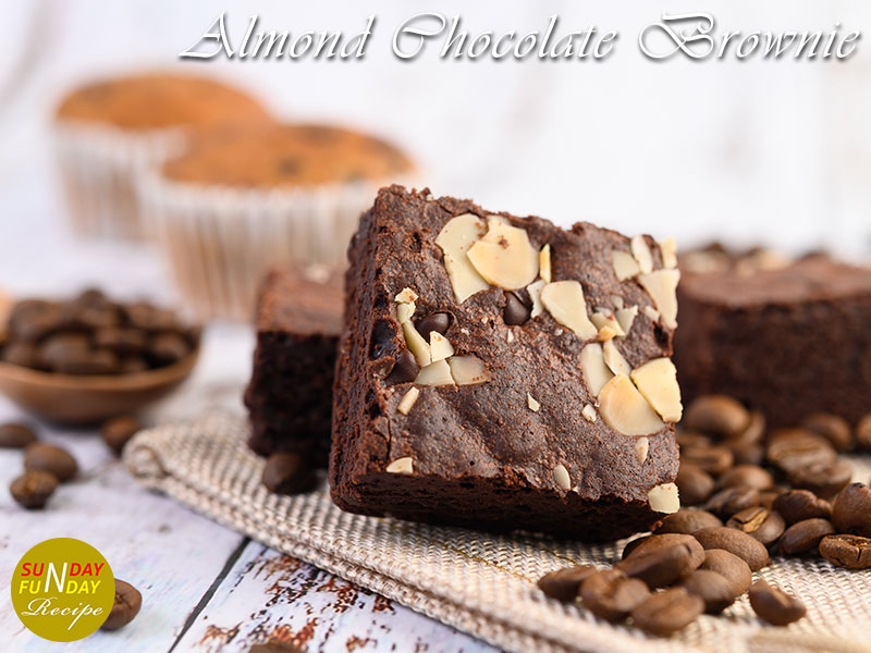 brownie recipe fudgy