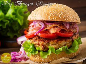 recipe for veggie burger