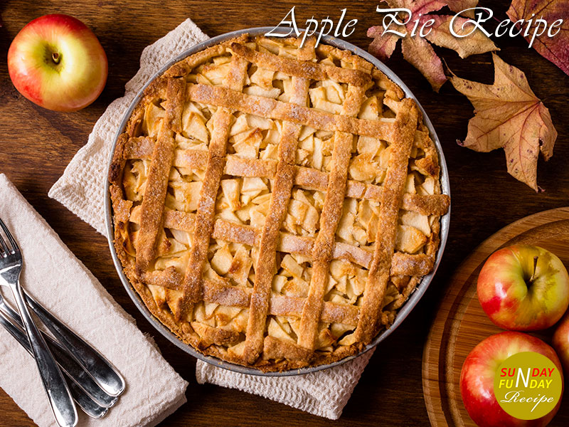 The Apple Pie Recipe Easy In 95 Minutes