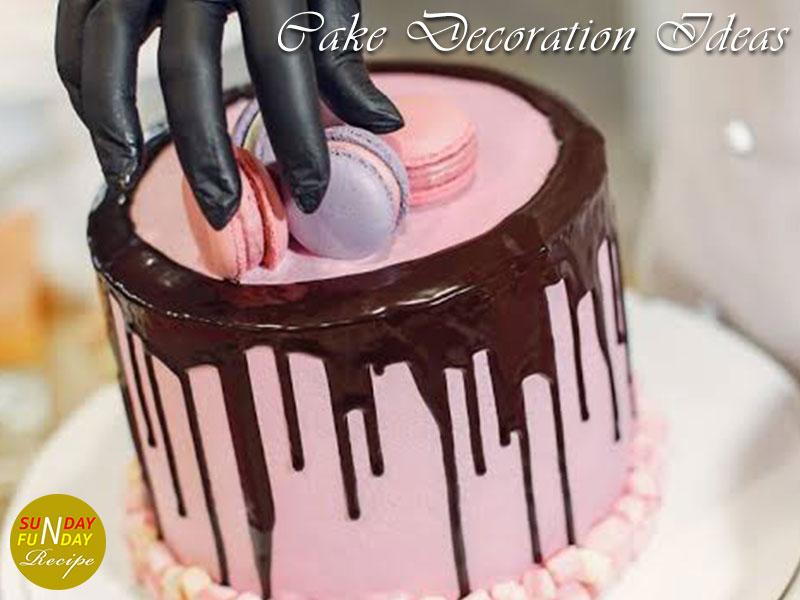 cake decoration ideas for birthday
